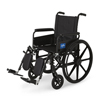Rehabilitation: Medline - K4 Lightweight Wheelchair (MDS806550FLA)