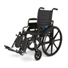 Wheelchairs: Medline - K4 Lightweight Wheelchair (MDS806550N)