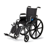 Medline K4 Basic Lightweight Wheelchair (MDS806550NE) MED MDS806550NE
