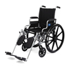 Wheelchairs: Medline - K4 Basic Lightweight Wheelchair (MDS806565E)