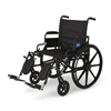 Medline K4 Extra-Wide Lightweight Wheelchairs, 1/EA MEDMDS806575