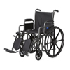 Medline K3 Basic Lightweight Wheelchairs MED MDS806650E