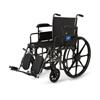 Medline K3 Basic Plus Wheelchairs  (MDS806650NEPL) MED MDS806650NEPL