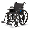 Medline K3 Basic Lightweight Wheelchairs MED MDS806665E