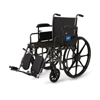 Rehabilitation: Medline - K3 Basic Plus Wheelchairs  (MDS806665EPL)