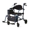 Medline Combination Rollator/Transport Chair MED MDS808200TR