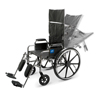 Wheelchairs: Medline - Reclining Wheelchair (MDS808550)
