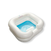 Medline EZ Inflatable Shampoo Basin, White, 1/EA MEDMDS81810