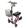 Medline Weil Knee Walkers, Burgandy, 1/EA MEDMDS86000G2
