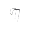 Rehabilitation: Medline - Adjustable Toilet Safety Rails