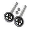 Medline 5 Caster Kit for Walkers, 2 EA/ST MED MDS86615W5