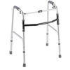 Medline Youth One-Button Folding Walkers, 3