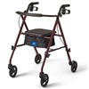 Medline Basic Steel Rollators MED MDS86825SLRS