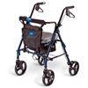 rollers & rollators: Medline - Deluxe Comfort Rollators, Blue