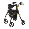 Medline Empower Rollator MED MDS86845BLK