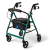 Medline Basic Rollator, Green MED MDS86850EG