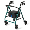 Medline Basic Rollator, Green MED MDS86850EGS