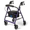 rollers & rollators: Medline - Basic Rollator, Purple