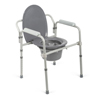 bedpans & commodes: Medline - Guardian Steel Elongated Bedside Commode