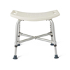 Medline Bariatric Bath Bench without Back, 1 EA/CS MED MDS89740AXW
