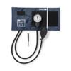 Medline Compli-Mates Aneroid Sphygmomanometers, Navy, Adult MED MDS9106
