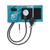 Medline Handheld Aneroid Sphygmomanometer with Nylon Case, Teal, 1/EA MED MDS9112