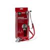 Medline Stethoscope, Sprague Rappaport, Red MED MDS926306