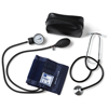 Medline Aneroid, Blood Pressure Unit, Steth, Cuff with D-Ring MED MDS9300