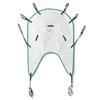 Medline Sling, Disposable, with Head Support, 600 Lb, Large MED MDSDHS3