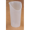 Medline Nosey Cups, 8 oz, Clear MED MDSF1120C6