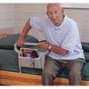 Maddak AbleRise Bed Assist Safety Rail, Gray MED MDSL1410