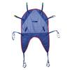 Medline Reusable U-Shaped Patient Sling with Head Support, Padded, 450 lb., Size M, 1/EA MED MDSMPHS2