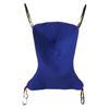 Medline Reusable Full-Body Patient Sling, Solid Fabric, Size L, 1/EA MED MDSMR113