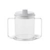 Medline Two Handled Cups, Clear, 1/EA MED MDSR001159
