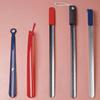 Medline Curved Grip Plastic Shoehorn MED MDSR007731