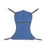 Medline Sling, Solid Fabric, Full Body, 450 Lb, XL MED MDSR117