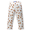 Medline Tired Tiger Pediatric Drawstring Waist Pajama Pants- Large MEDMDT011285L