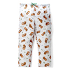 Medline Tired Tiger Pediatric Drawstring Waist Pajama Pants- Medium MEDMDT011285M