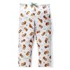 Medline Tired Tiger Pediatric Drawstring Waist Pajama Pants- Medium MED MDT011285M