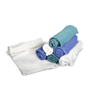 Textiles: Medline - Non-Sterile Disposable OR Towels- White
