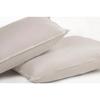 Medline Royal Diamond Pillows, 20 x 30, White MED MDT219600