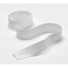 Medline Tape, Twill, .25, Bleached, 100% Cotton, 36Yd MED MDT221180