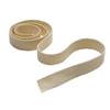 Medline Tape, Twill, .5, Unbleachd, 100% Cotton, 72Yd MED MDT221182
