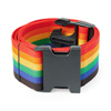 Medline Belt, Gait, Nylon, Rainbow, 60