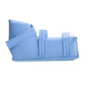 Medline Heel Pillow Boots, Pair, 2 EA/CS MED MDT823400