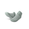 Medline Double-Tread Patient Slippers, Gray, Size 2XL MEDMDTDBLTREDXXL
