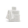 Medline Blended Terry Washcloths, White, 12
