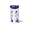 Medline MedCell Alkaline Battery, 1.5V, C, 72 EA/CS MED MPHBC