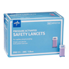 Medline Safety Lancets, 200 EA/BX MED MPHST28Z