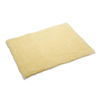 "Pressure Management Standard Mattress Overlays: Medline - Synthetic Lambswool Decubi Bed Pads, 24"" X 30"", 36 oz."